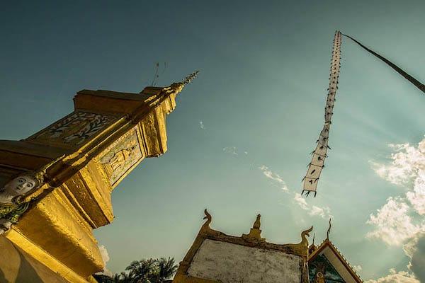 Gypsy's 4-Day Luang Prabang to Chiang Saen Day One - Local Pagoda