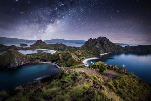 Aqua Blu's 8-Day Komodo to Bali Day One - Komodo Islands