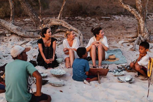 Aqua Blu's 8-Day Komodo to Bali Day Three - Camping on Beach