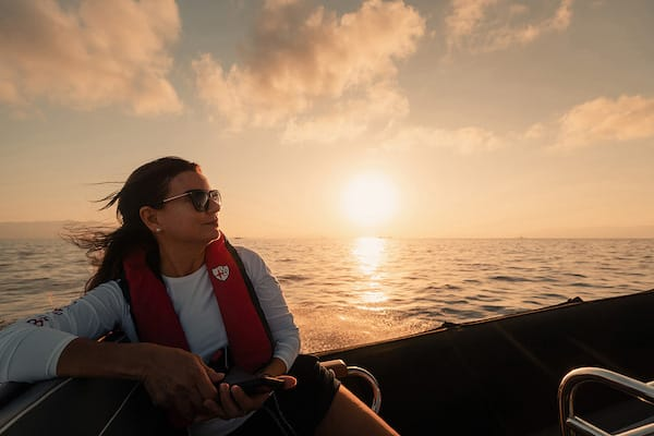 Aqua Blu's 8-Day Bali to Komodo - Day Five - Sunset Skiff Ride