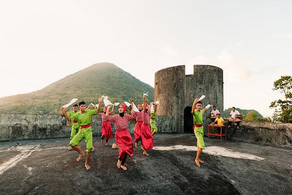 Aqua Blu's 13-Day Raja Ampat to Spice Island - Day Two - Traditional Dance Performance