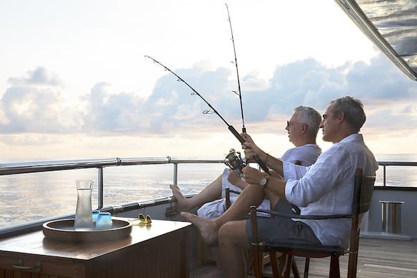 Aqua Blu's 13-Day Spice Island to Raja Ampat - Day Eight - Fishing