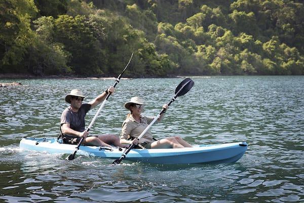 Aqua Blu's 13-Day Spice Island to Raja Ampat - Day Twelve - Kayaking