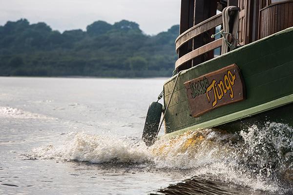 Jacaré-Tinga's 4-Day Apuaú Wild Rio Negro Cruise Day Four - Disembarkation.