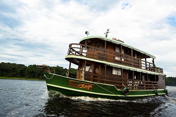 Jacaré-Tinga's 8-Day Cruise Day Eight - Disembarkation.