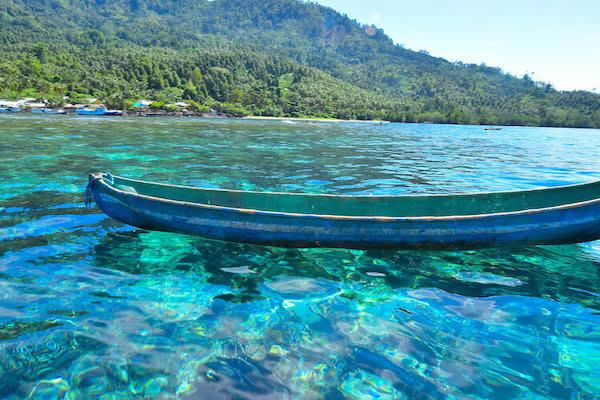 Ombak Putih's 8-Day Bali to Komodo - Day Three - Local's Boat