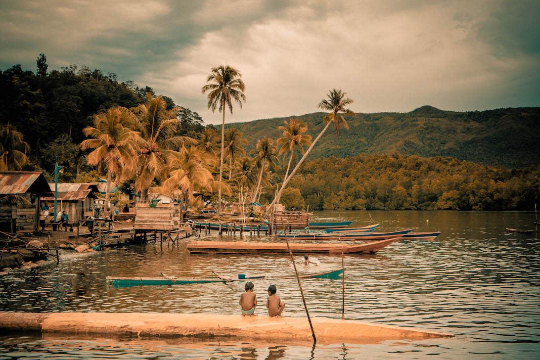 Ombak Putih's Kaimana to Sorong - Day Nine - Village South Maluku