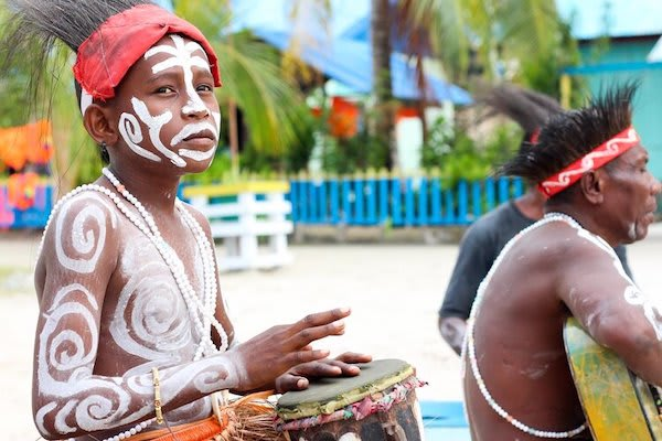 Katharina's Bali to Komodo - Day Five - Arborek Tribe