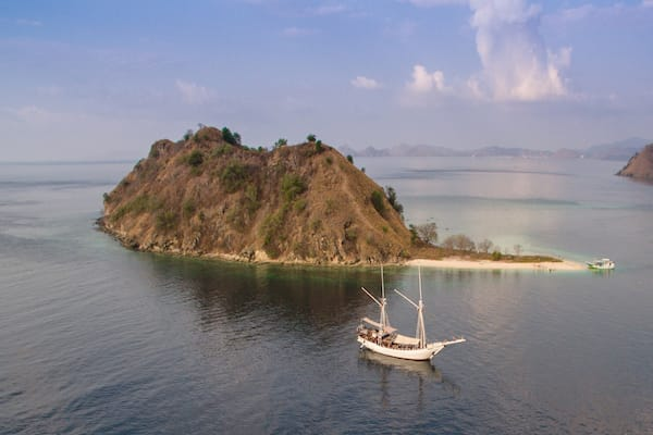 Katharina's Komodo to Bali - Day Three - Kelor Island Komodo