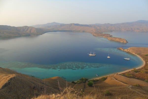 Katharina's Komodo to Bali - Day Six - Komodo Island