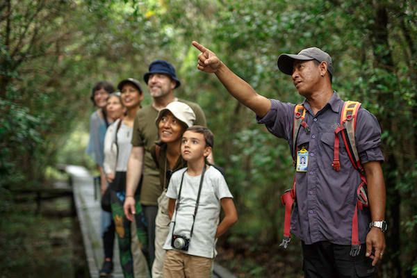 Kumai's 3-Day Tanjung Puting & Camp Leakey - Day Three - Tour Guide & Group