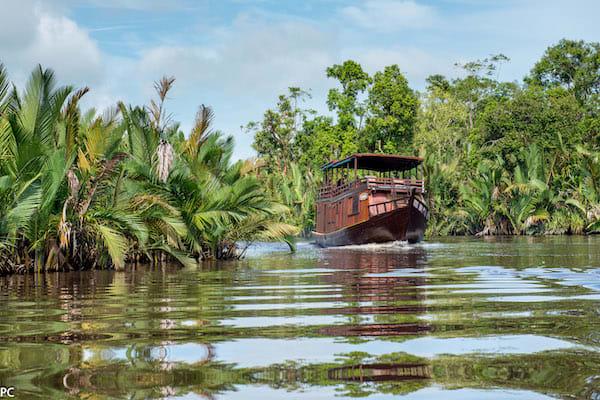 Kumai's 5-Day Tanjung Puting & Camp Leakey - Day One - Kumai Boat