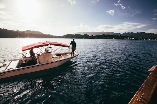 Sequoia's 5-Day Komodo Islands - Day Two - Private Tender