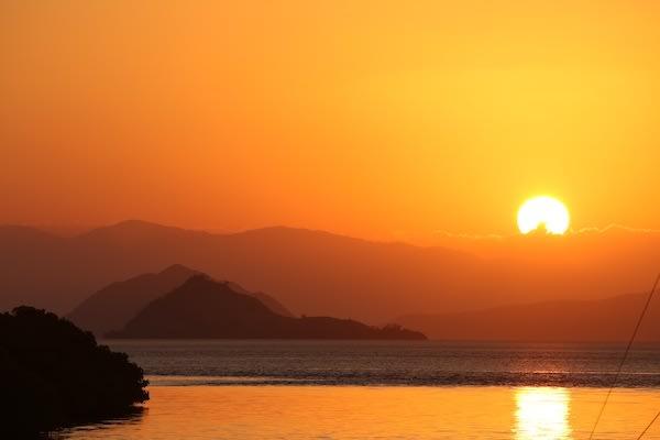 Sequoia's 11-Day Komodo Sumbawa - Day Five - Sunset