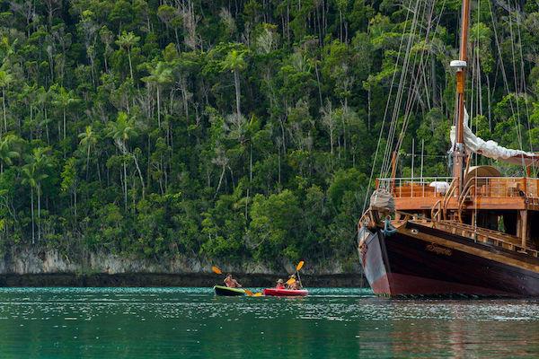 Sequoia's 11-Day Komodo Sumbawa - Day Ten - Kayaking