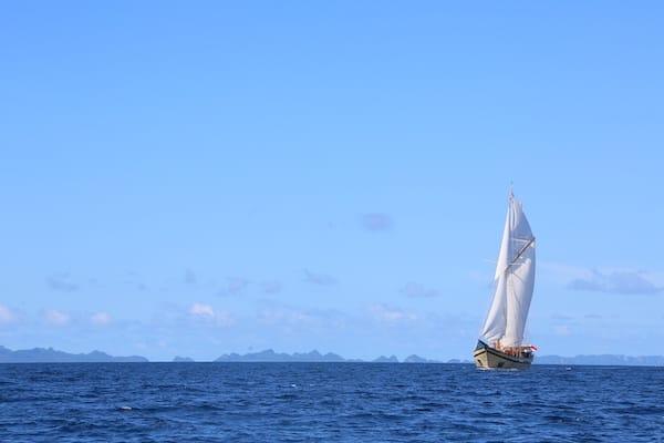 Lamima's 11-Day Greater Raja Ampat - Day Seven - Sailing