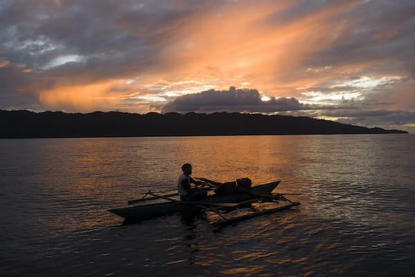 Lamima's 11-Day Sorong to Kaimana - Day Five - Watching Sunrise