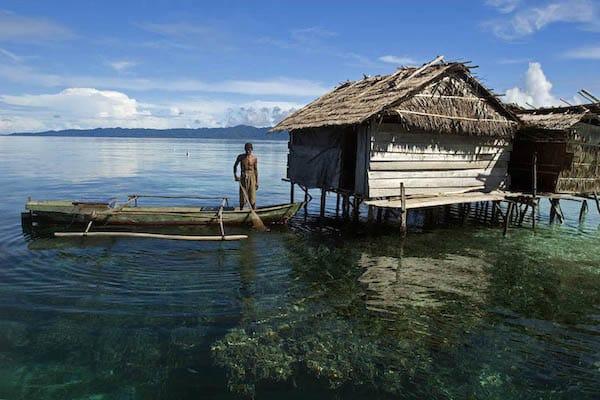 Lamima's 11-Day Sorong to Kaimana - Day Seven - Local Sea Gypsies