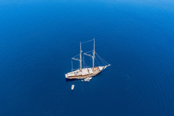 Lamima's 8-Day Around Phuket - Day Two - Anchoring in Phuket Sea