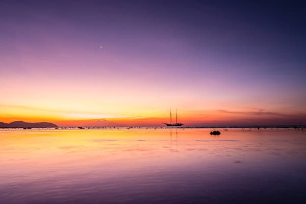 Lamima's 8-Day Around Phuket - Day Four - Sunset
