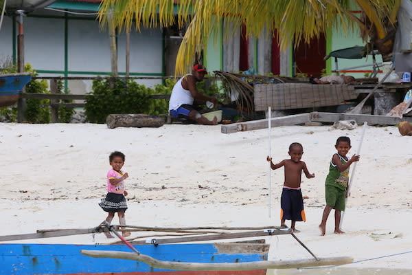 Lamima's 8-Day Around Phuket - Day Seven - Local Children