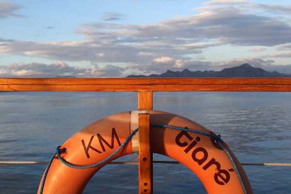 Tiare's 10-Day Komodo Islands - Day Six - On Board Tiare