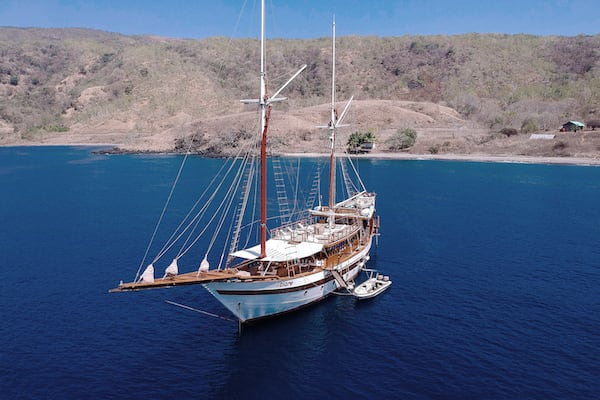 Tiare's 12-Day Ring Of Fire - Day Three - Tiare Anchoring