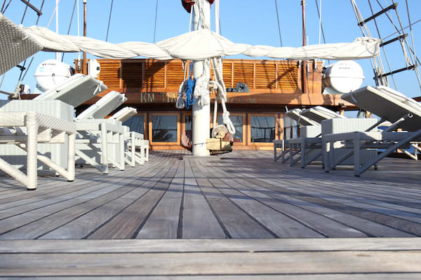 Tiare's 12-Day Ring Of Fire - Day Ten - Sundeck