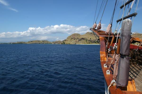 Tiare's 12-Day Raja Ampat - Day Eleven - Sailing