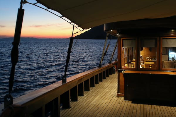 Tiare's 12-Day Raja Ampat - Day Twelve - Evening On Board
