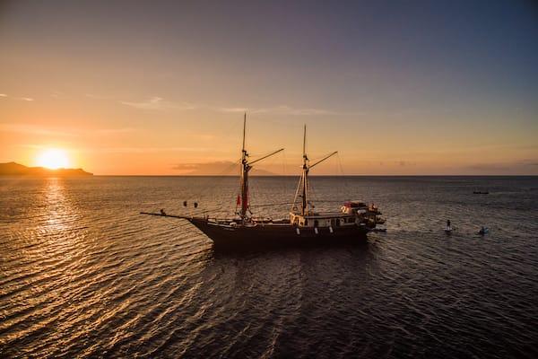 Carpe Diem's 8-Day Komodo Islands - Day Seven - Sunrise