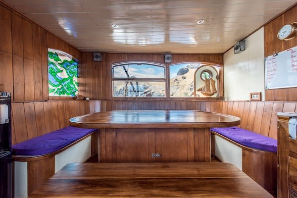 Carpe Diem's 8-Day Central and North Raja Ampat - Day Six - Lounge