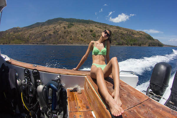 Fenides's 9-Day Komodo & West Komodo - Day Six - Relaxing Between Dives