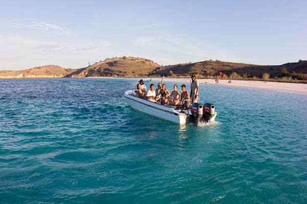 Fenides' 10-Day All Around Alor - Day Two - Visit Island by Tender