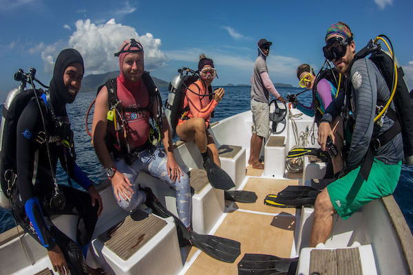 Fenides' 10-Day All Around Alor - Day Eight - Getting Ready to Dive