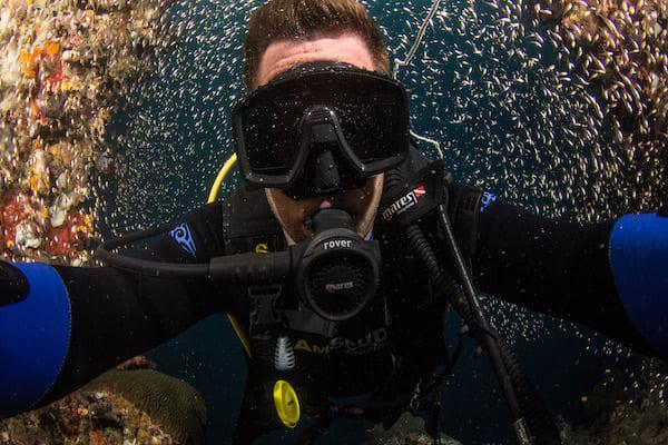 Fenides' 10-Day Below The Bandas - Day Seven - Underwater