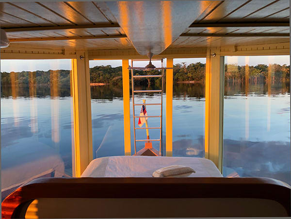 Amazon Odyssey's 5-Day Evasion Cruise Day Five - Disembarkation.