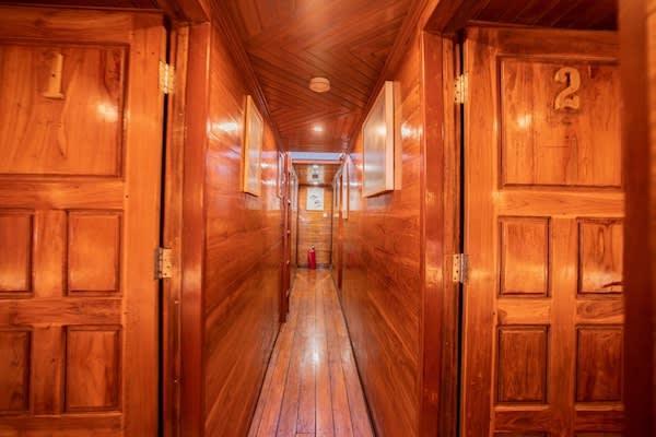 Lady Denok's 8-Day Komodo Cruise - Day Five - On Board Lady Denok