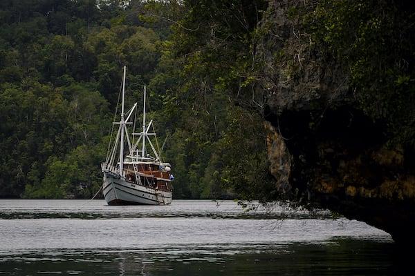 Lady Denok's 10-Day Komodo Cruise - Day Four - Lady Denok