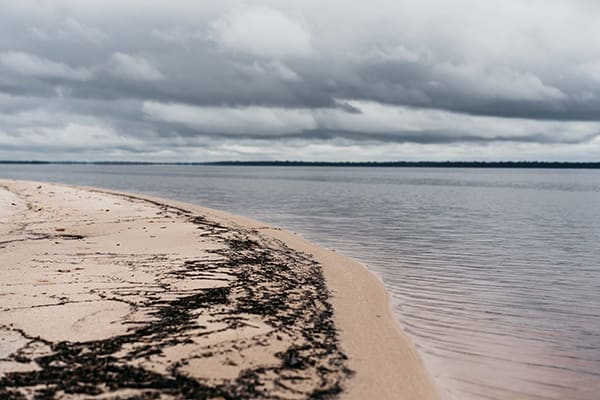 Untamed Amazon's 4-Day Tukano Cruise Day Two - Beaches of Brazil.