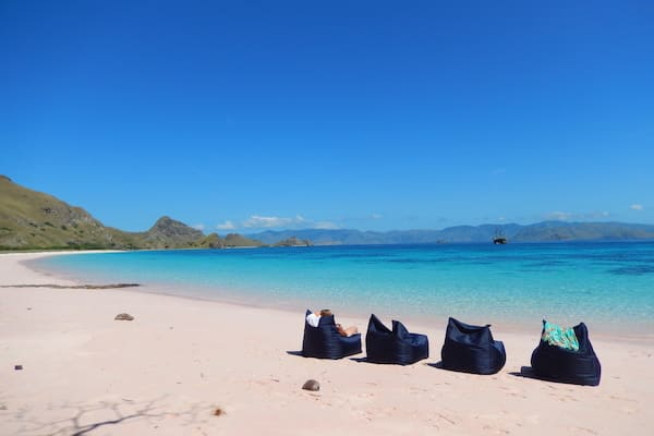 Tiger Blue's 8-Day Raja Ampat - Day Seven - Relax on Turquoise Beach