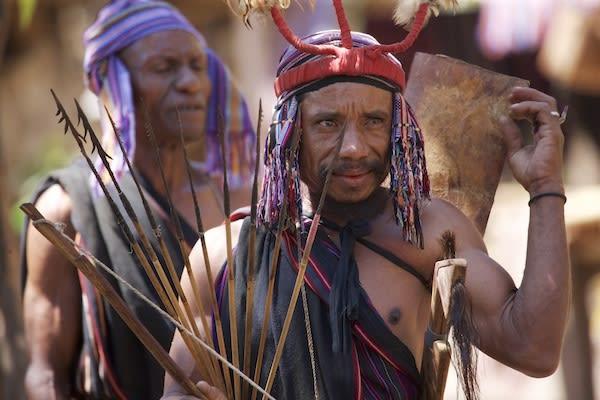 Senja's 11-Day Sunda & Forgotten Islands - Day Eight - Local Alor People