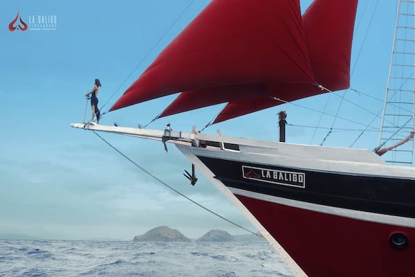 La Galigo's 12-Day Ultimate Raja Ampat - Day One - Guest On Board
