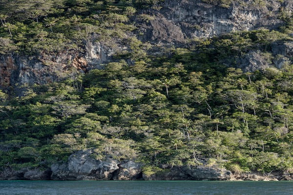 Dunia Baru's 7-Day Raja Ampat - Day Two - Beautiful Landscape in Raja Ampat