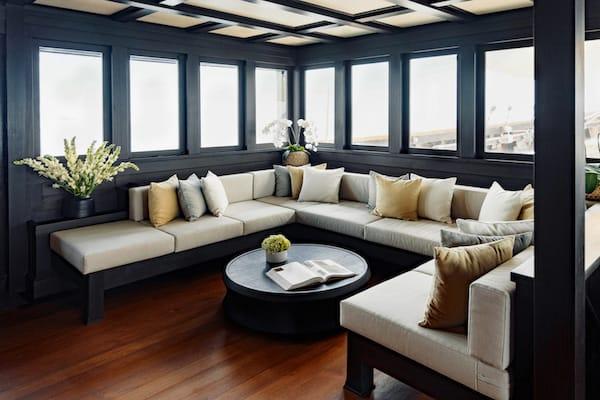 Dunia Baru's 8-Day Cendrawasih Bay - Day One - Chill Lounge