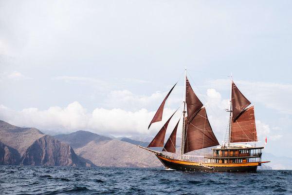 Dunia Baru's 8-Day Cendrawasih Bay - Day Five - Sailing