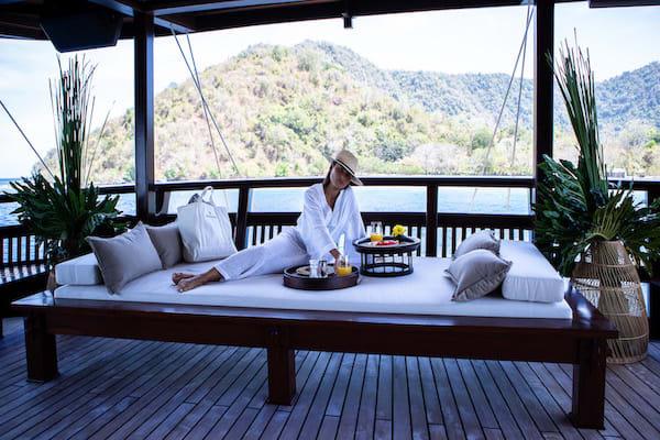 Dunia Baru's 11-Day Raja Ampat, West Papua & Papua - Day Nine - Relax on Board