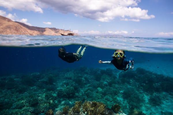 Dunia Baru's 13-Day Flores, Forgotten Islands & Maluku - Day Thirteen - Snorkeling