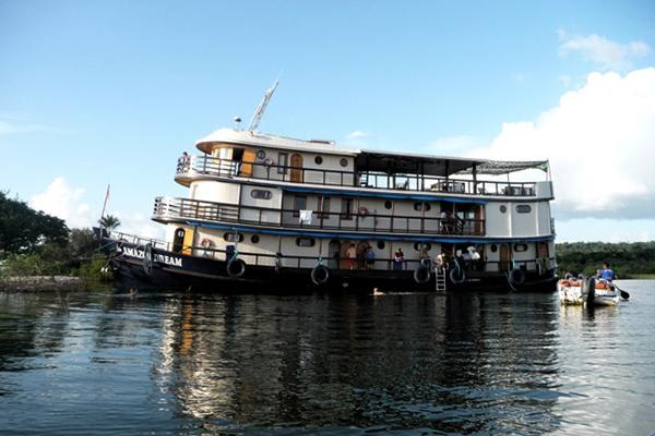 Amazon Dream's 6-Day Manaus Cruise Itinerary Day Six - Disembarkation.