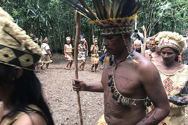 Amazon Dream's 10-Day Amazon & Tapajos Rivers Cruise Itinerary Day Six - Amazon Community.